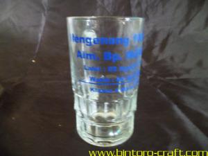 souvenir gelas besar mewah murah