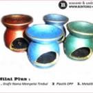 Souvenir Aromatherapy Metalik