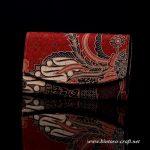 Souvenir Dompet Batik Besar