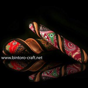 souvenir dompet batik unik