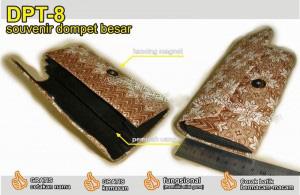 souvenir dompet ukuran besar murah