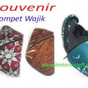 Souvenir Dompet Unik Wajik