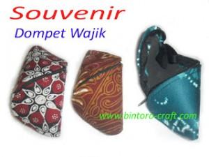 souvenir dompet unik