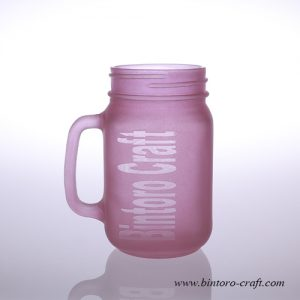 souvenir drinking jar