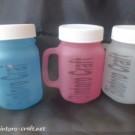 Souvenir Drinking Jar Colour
