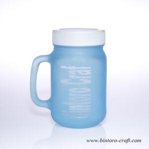 souvenir drinking jar murah