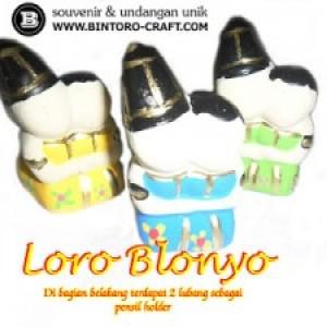 Souvenir Manten Loro Blonyo