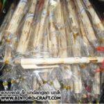 Souvenir Ballpoint Bambu Kecil