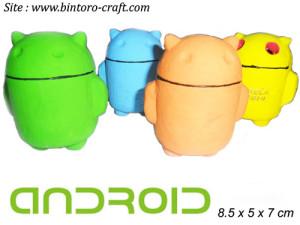 souvenir robot android murah