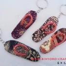 Souvenir Sandal Batik