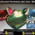 Souvenir Pernikahan Jawa-Minang