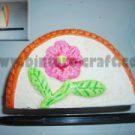 Souvenir T4 Kartu Nama Bunga