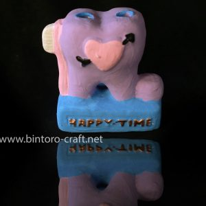 souvenir bentuk gigi