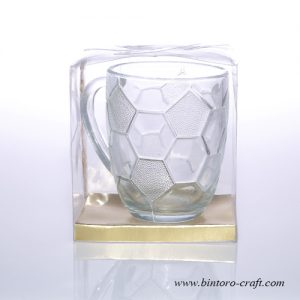 souvenir gelas bola murah