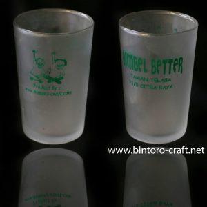 souvenir gelas dove murah nikah