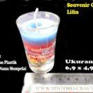 Souvenir Gelas Lilir Air