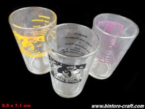 souvenir gelas murah jogja cantik