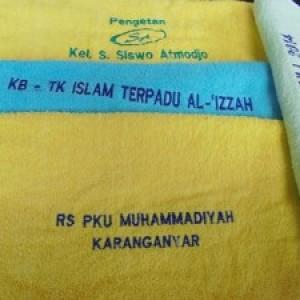 Souvenir Handuk Besar