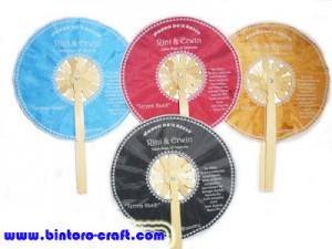 souvenir kipas custom murah
