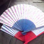 Souvenir Kipas Jepang Berwarna