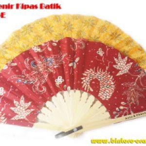 Souvenir Kipas Batik Large