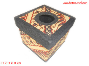 souvenir kotak tissue batik besar murah meriah