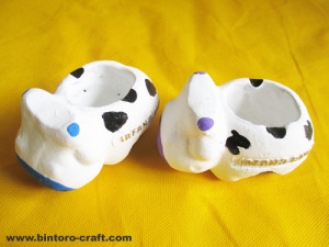 souvenir miniatur sapi