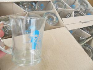 souvenir pernikahan gelas tangkai gagang
