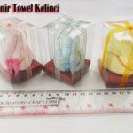 Souvenir Towel Kelinci Unik