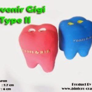 Souvenir Gigi Tipe 2
