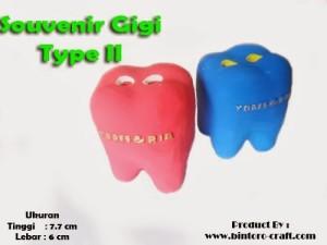 souvenir profesi dokter gigi