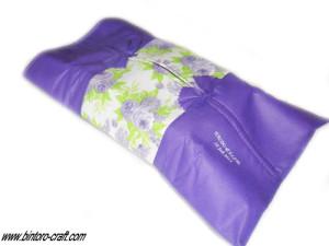 souvenir sarung tempat tissue furing