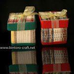 Souvenir Kotak Perhiasan Tikar