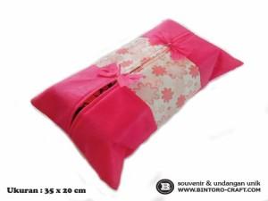 souvenir tempat tissue furing