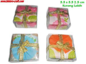 souvenir tempat tissue mewah
