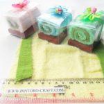 Souvenir Towel Cake Roll Tipe 1