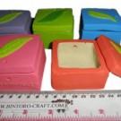 Souvenir Kotak Cincin Warna
