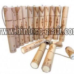 Undangan Bambu Gulung