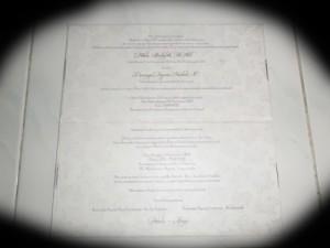 undangan hardcover murah meriah