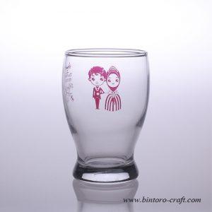souvenir gelas cantik murah