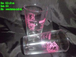 souvenir gelas cantik murah bantul