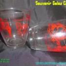 Souvenir Gelas Kaca Convex