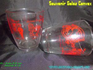 souvenir gelas promosi