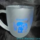 Souvenir Mug Bear Dove