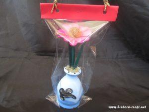contoh souvenir bunga terbaru