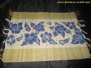 souvenir placemate yogyakarta