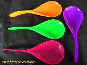 souvenir centong plastik harga murah