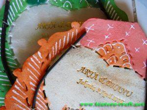 souvenir kipas kulit murah yogyakarta