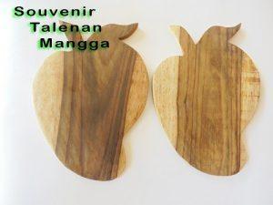 harga souvenir talenan kayu