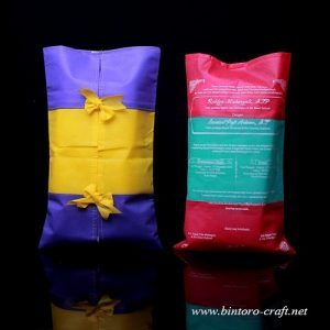 Undangan Tempat Tissue Spunbond